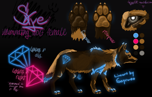 -Skye- ref.sheet by AbigailBC