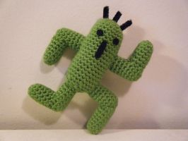 Cactuar Amigurumi by pepper-p
