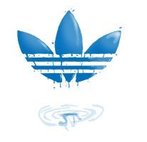 Adidas Paint by steelconfusion