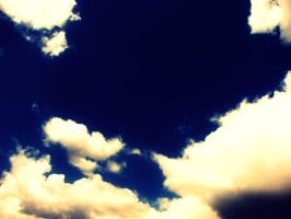Whats In The Clouds.... by ShesAPiratee