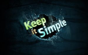 Keep It Simple by lomax-fx