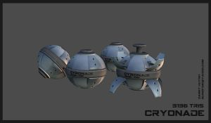 Cryonade by 152mm