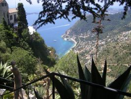 Eze view by comteskyee