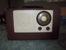 1940s radio by sonyguysghost