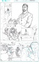 Tesla Issue 1 Page 1 by DRMoore