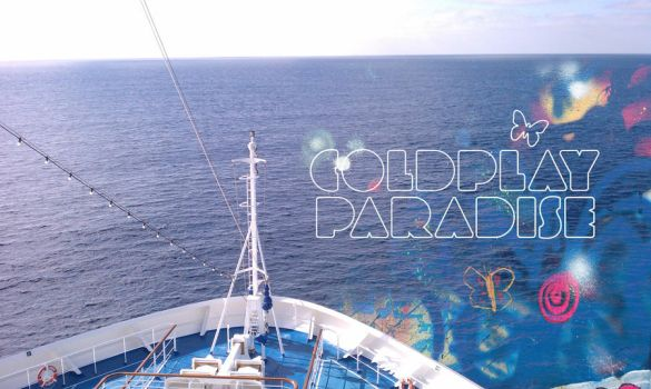Coldplay - Paradise (Cruise Picture Edit) by rrpjdisc
