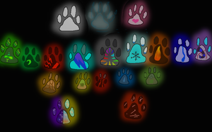 Paws of the Tribe by ToxicKltty