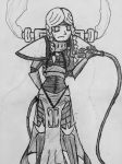 Mistress of Repentia Malvolia  by TheCommissarFangirl