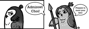 Or Admirowl Choi by theRast by NoSelfControl