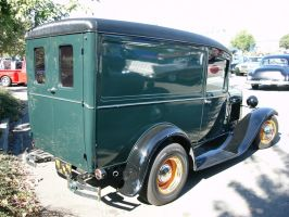 1931 Ford panel truck butt by RoadTripDog