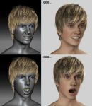 Timothy face test by albynism