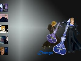 Demyx Wallpaper by smoky-illusion