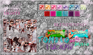 +|STYLES|PSD|BLEND EN PSD|Pack! by TutorialesEster