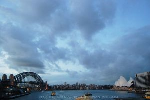 101 from Circular Quay station by BelialMadHatter
