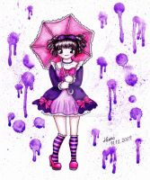 Purple Lolita by bamfan93