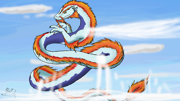 Sky Serpent by Yodawgyoutalkin2me