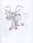 Mechadymion the Chaotic Gore Magala by DisturbedToxicReapa