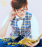FEELING FOR STUDY... by AcchanChangmin