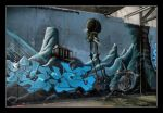 Breukelen Graffiti1 by DimitriKING