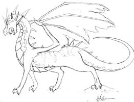TLOC Attor Contest ~Feanor-the-Dragon by Feanor-the-Dragon