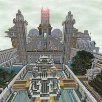 Minecraft V1.0 Fortress MAP by anthonywinterton