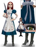 Mcgee's Alice by Jedi-Darkstar