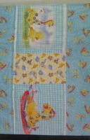 Little Suzy's Zoo Quillow by chromegoddess