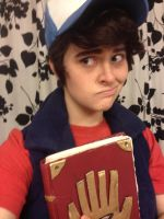 Dipper the skeptic? by shelbeanie