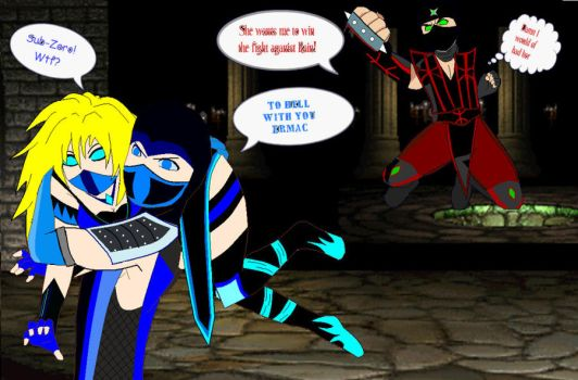 Absolute caught with Ermac by SovietMentality