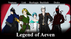 Legend of Aeven by rockagie