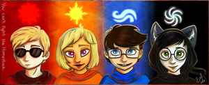 Homestuck {God Tiers} by Moon-DaZzLe