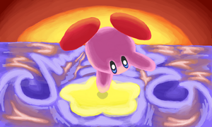 Kirby Star ride by FairyJonke