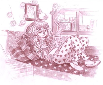 Cocooning by kyla79