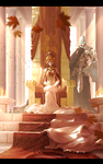 RWBY: Goddess by dishwasher1910