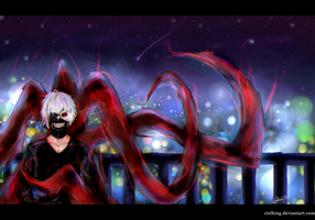 Tokyo Ghoul: w e l c o me by cielking