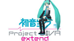 My 1st Project DIVA Extend rip by KasugaKaoru