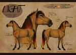 Light Reference Sheet 3.0 by green-ermine