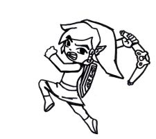 Link's Boomerang by captainsponge