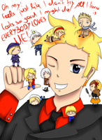 APH - Everybody Loves Me by twin-deer