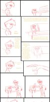 Danny comic - Forgivenes by zavraan