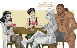 Strip Poker Skins style by LJ-Phillips