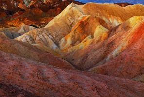 Zabriskie Dawn by coulombic