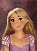 Rapunzel by MartaDeWinter