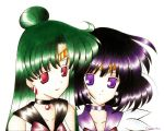 Senshi of Time and Destuction by Psyconorikan