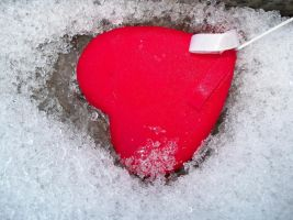 Frozen Heart by Abrimaal