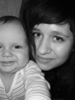 with my sister 2 by Permiak