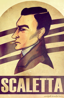 Scaletta for Huckleberrypie by Wickfield