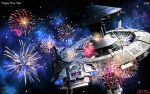 Unity One - Happy new Year by Joran-Belar