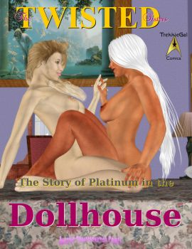 The Twisted Sisters Dollhouse by TrekkieGal