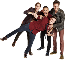 Big Time Rush Png 04 by ParadisePngs